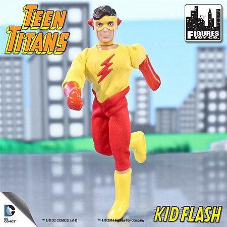 Figures Toy Company Retro DC Kid Flash Estilo Mego