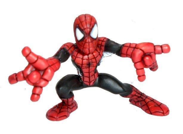 Hasbro Marvel Super Hero Squad Spider Man (Homem-Aranha) Loose