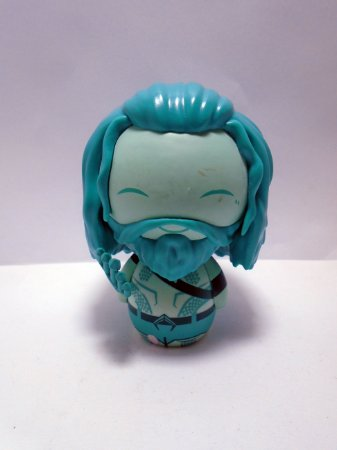 Dorbz DC Aquaman Blue Exclusive Legion of Collectors Loose