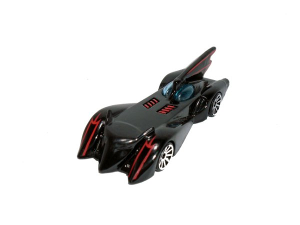 Hot Wheels DC Batman Brave and Bold Batmóvel Loose