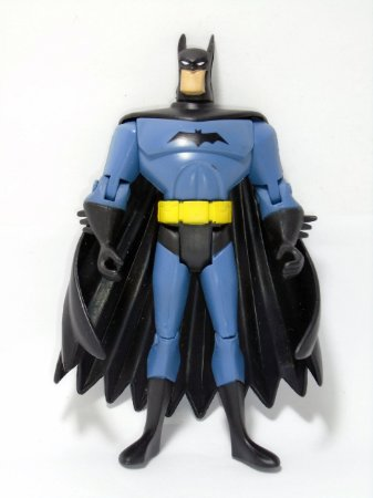 Mattel DC Liga da Justiça JLU Batman 2 Loose