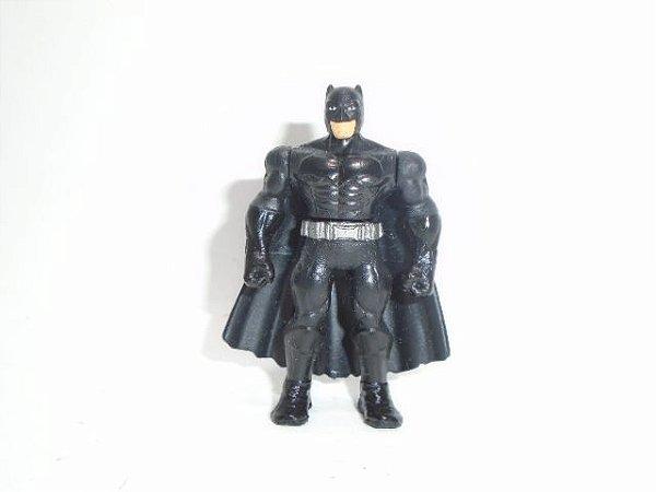DC Batman Uniforme negro Miniatura