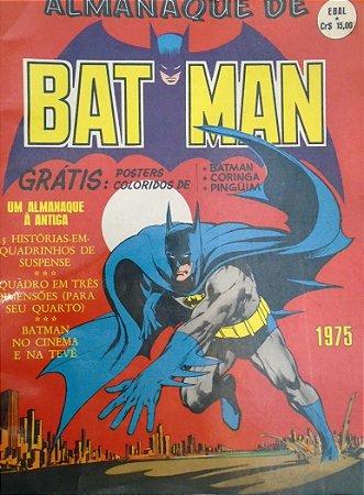 Ebal Almanaque de Batman 1975