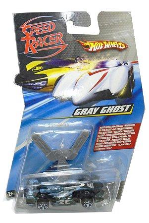 Hot Wheels Speed Racer Gray Ghost 1/64