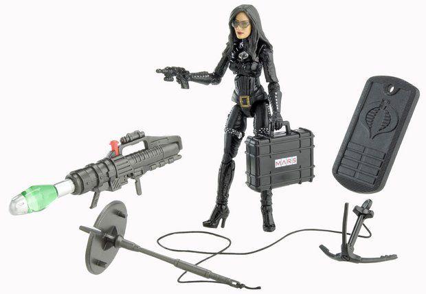 Hasbro G.i.joe Rise Of Cobra Baroness (Baronesa) Gijoe