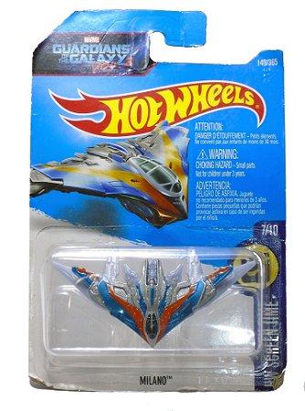 Hot Wheels Marvel Guardiões da Galáxia  Vol 2 Milano 1/64