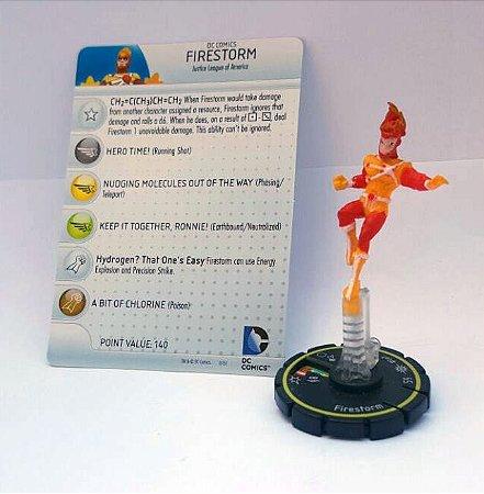 Heroclix Firestorm #59 (Nuclear)