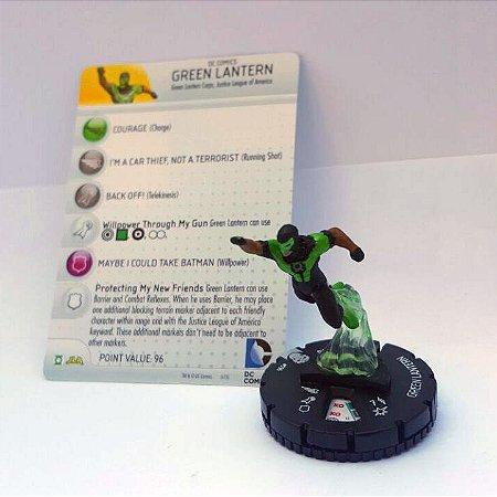 Heroclix Green Lantern Simon Baz (lanterna Verde) #036