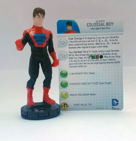 Heroclix Colossal Boy #032