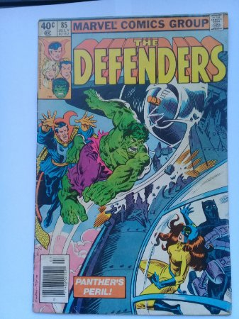 The Defenders # 85
