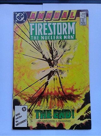 FIRESTORM Annual #5