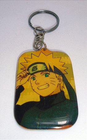 Chaveiro Naruto Shippuden