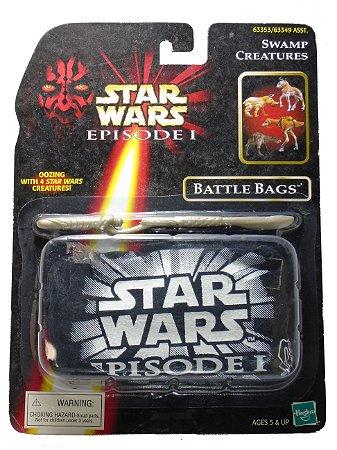 Hasbro Star Wars Episode 1 Batle bags Swamp Creatures