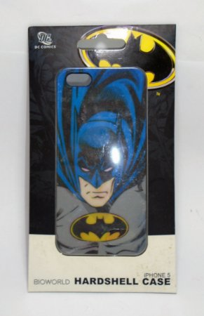 Capa Bioworld DC Batman Hardshell Case Para iPhone 5