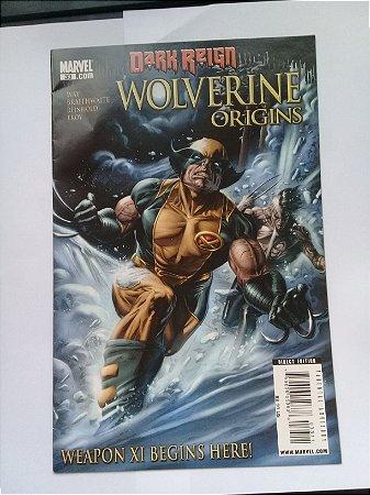 Wolverine Origins #33 Importado