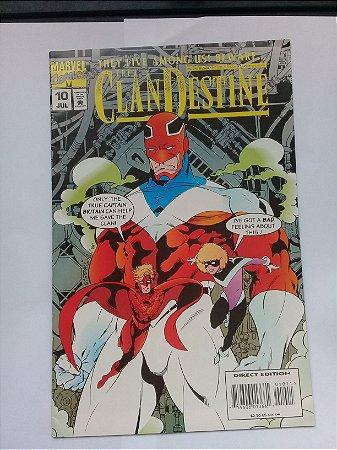 Clandestine #10 Importado
