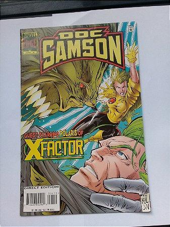 Doc Samson #4 Importado