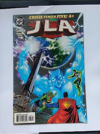 JLA #31 Importado Justice League