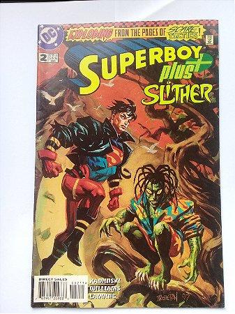 Superboy Plus #2 Importado
