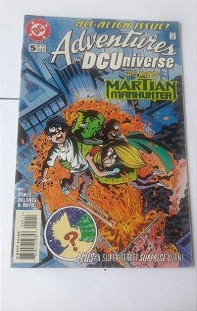 Adventures In The DC Universe #5 Importado