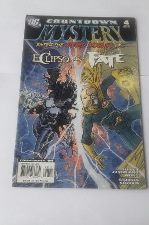 Countdown To Mystery #4 - Dr Fate