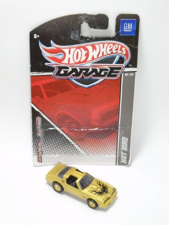 Hot Wheels Garage Hot Bird 1/64