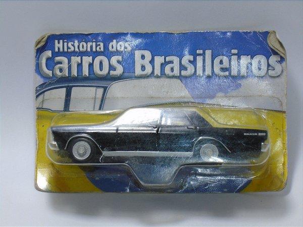 Carros Brasileiros Ford Galaxie 1967 Preto