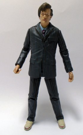 BBC 2004 Eleven DR. Who Figure Loose