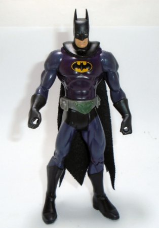 Kenner DC Batman Uniforme violeta Figure Loose