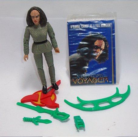Playmates Star Trek Voyager B´Elanna Torres Full Klingon Loose