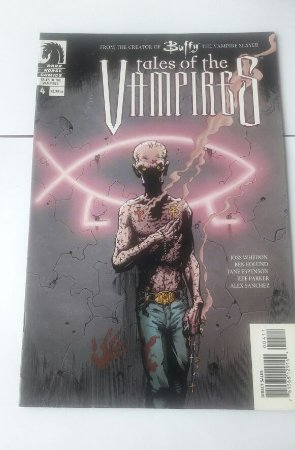 Tales Of The Vampires #4 Importado