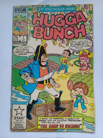 Hugga Bunch #1 Importado