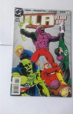 JLA Year One #6 Importado Justice League