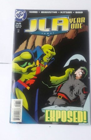 JLA Year One #8 Importado Justice League
