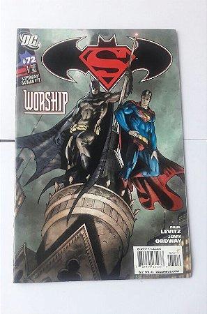 Superman/Batman #72 Importado