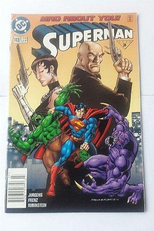 Superman #113 Importado