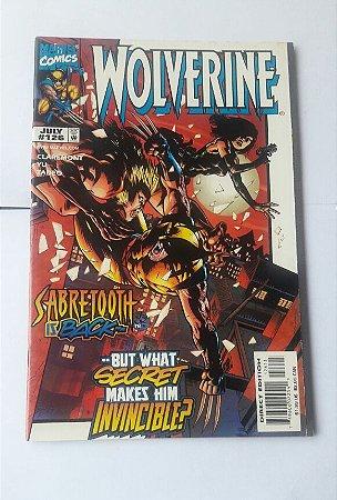 Wolverine #126 Importado