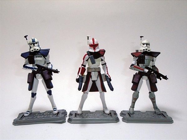 Hasbro Star Wars Clone Trooper  3  pack