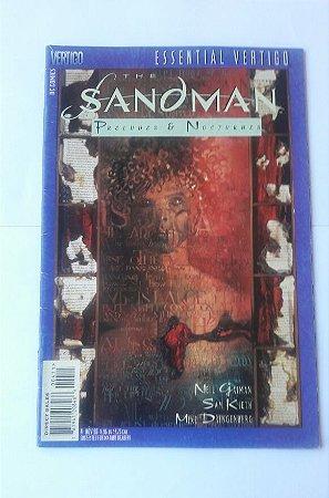 Essencial Vertigo: The Sandman #4 Importado