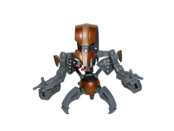 Hasbro Star Wars Clone Wars Animated Destroyer Droid Loose