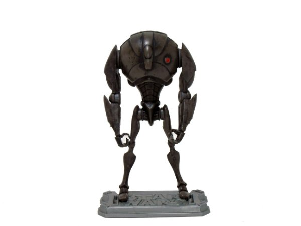 Hasbro Star Wars Clone Wars Animated Super Battle Droid 2 Loose
