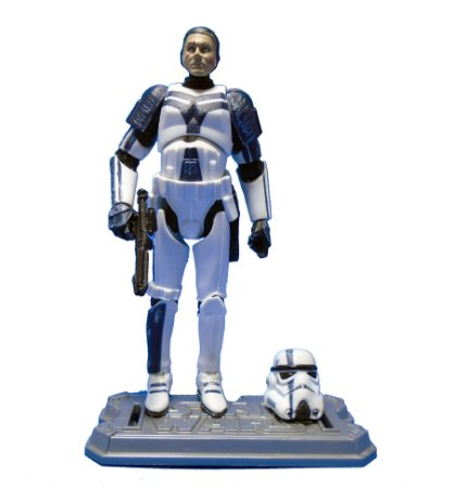 Hasbro Star Wars  Comandante Trooper Loose