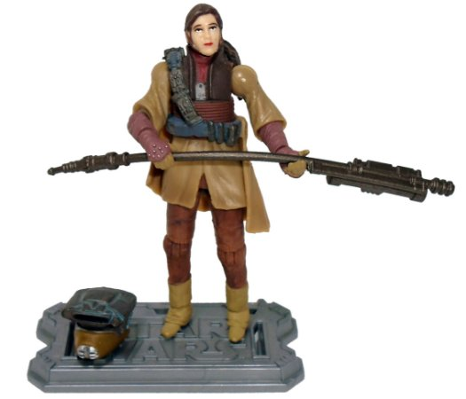 Hasbro Star Wars Leia Boushh Loose