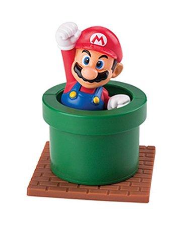 McDonald´s 2014 Nintendo Super Mario Bros - Mario saindo do cano