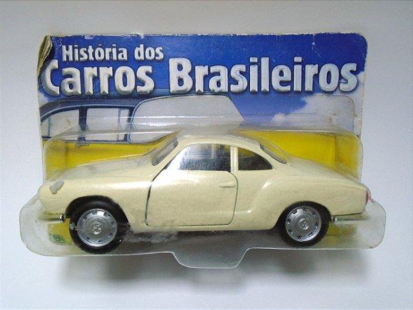 Carros Brasileiros Volkswagen Karamann Ghia 1968