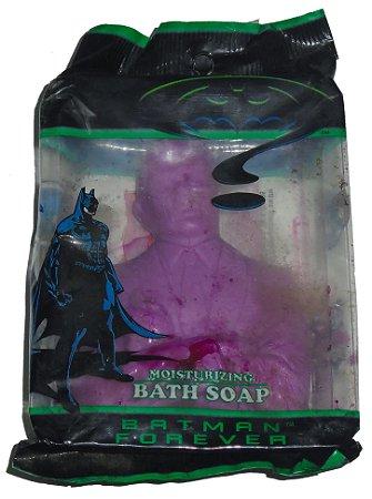 Rovar 1995 DC Batman Forever Sabonete Two-Face (Duas Caras) Moisturizing