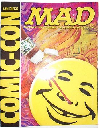 Mad Sandiego Comic-Con Importado