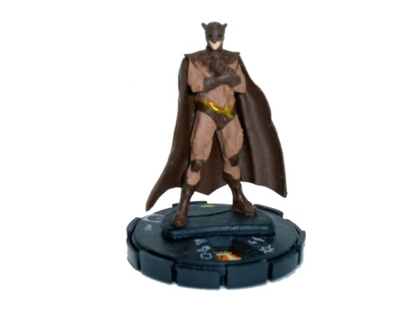 Heroclix Watchmen Nite Owl (Coruja) #003
