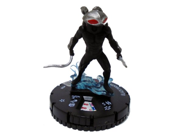 Heroclix Legion of  Superheroes Black Manta (Arraia Negra) #038