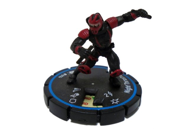 Heroclix Marvel Night Trasher #014